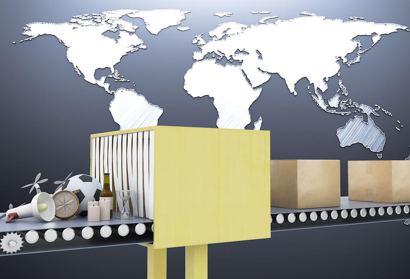 Oman Packaging Machines & Equipment - MK Packaging Industries